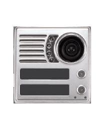 Sinthesi S2-Modul mit Farbkamera Koax und Lautsprecher mit 2 Tasten