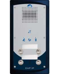 IP Torstelle Audio 4 Klingeltasten