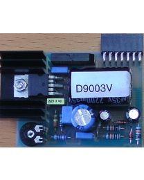 Zusatzverstärker 5 W Einbau in D9003; D9016
