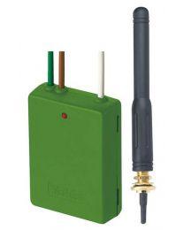 Funksender 2-Kanal UP mit externer Antenne