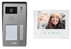 2-Draht-Video-Set mit integrierter Rufweiterleitung auf Smartphone