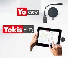 "Programmierset mit 10"" Android-Tablet und Pro-Yokey"