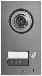 IP-Torstelle MIKRA2 mit 1 Tasten und Farbkamera