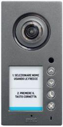 MIKRA2 Torstelle mit Farbkamera und digitalem Namensregister