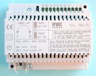 Netzgerät für parallele Innenstellen mit 2 Ruftongeneratoren