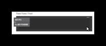 Netzteilrahmen für 4 Netzteile  Ambient System