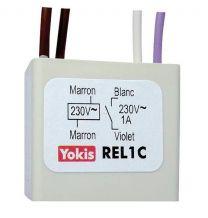 Relais 230VAC